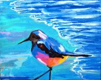 August 20 – Paint and Sip with Linda Kelly Art