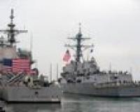 9-11-2010, The USS Halsey departure