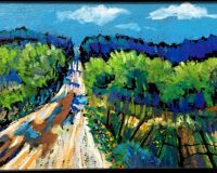 July 29 – Linda Kelly Art & Wine