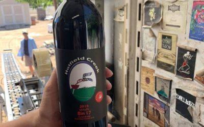 AUG 28 – Bottling Day!