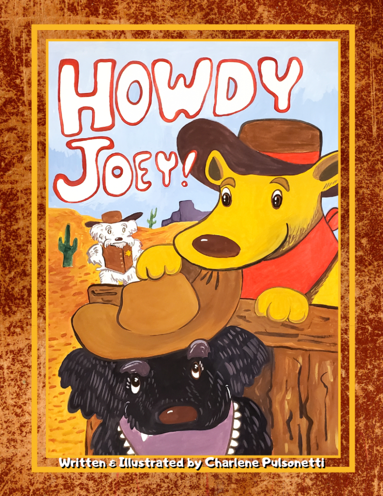 Howdy Joey cover