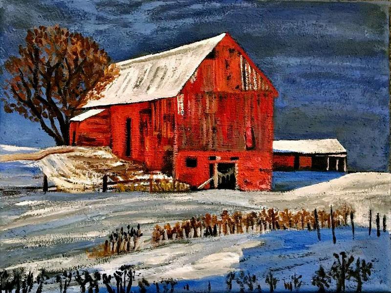 December 21 – Linda Kelly Paint and Sip