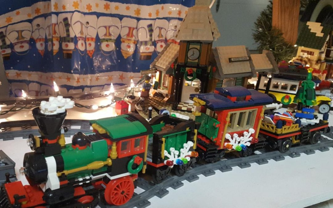 December 5 – Legos with the Winemaker