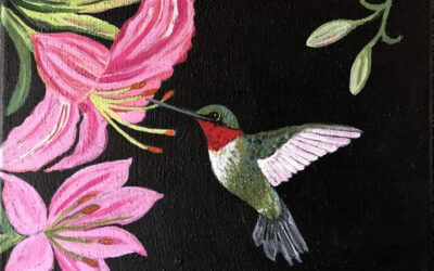 JULY 31 – Linda Kelly Paint and Sip